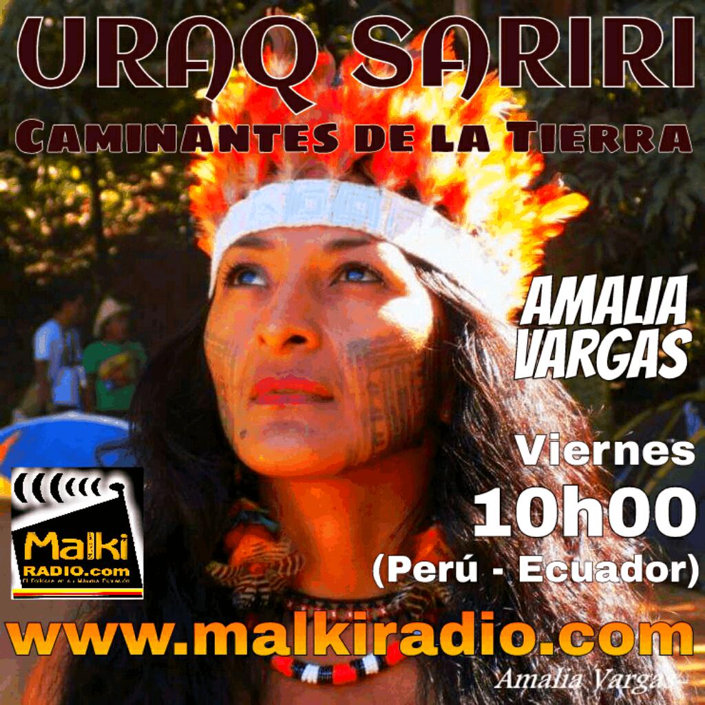 URAQ SARIRI - Caminantes de la Tierra